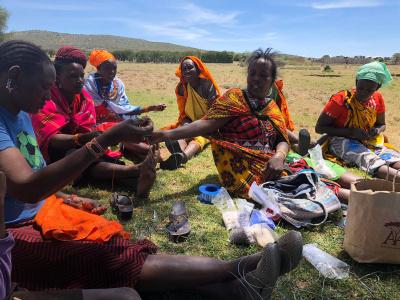 Maa Trust Women's Group
